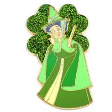 ピンバッジ・眠れる森の美女の妖精ディズニー魔法使い
