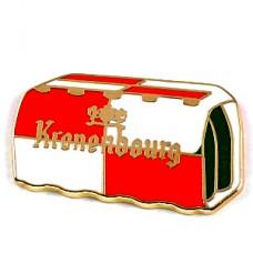 ピンズ・クローネンバーグ酒ビールのセット紙の包