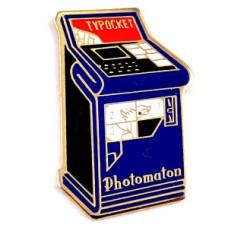 ピンズ・写真の自動プリント印刷機