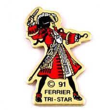 ピンズ・ピーターパン海賊の船長カギ鉤の手