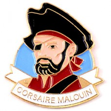 ピンズ・片目の海賊コルセール私掠船