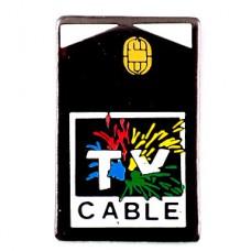 ピンズ・花火ケーブルテレビTV銀行カード型