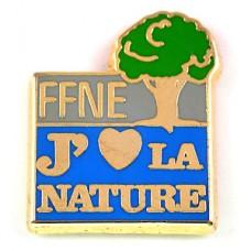 ピンズ・自然が大好きみどりの木エコロジー