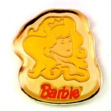 ピンズ・王冠バービー人形