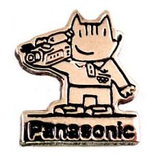 ピンズ・ビデオカメラとコビ五輪パナソニック撮影バルセロナ映像