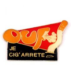 ピンズ・禁煙タバコ煙草をやめる