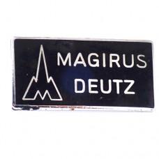 ブローチ・マギルスドイツ消防自動車ドイツ独