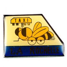 ピンズ・ミツバチ蜜蜂タクシー車