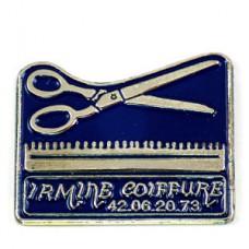 ピンズ・美容師さんのハサミとクシ道具