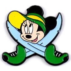 ピンズ・ミッキーマウス海賊の剣ディズニー
