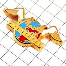 ピンズ・翼の生えた地球アヴァンチュール冒険