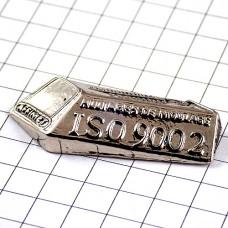 ピンズ・アルミニウム会社ISO9002銀色
