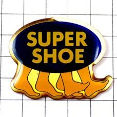 ピンズ・足5本スーパーシューズ靴