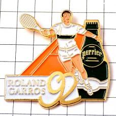 ピンズ・ロランギャロス全仏オープンテニス大会ペリエ水瓶