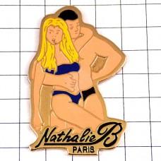 ピンズ・下着モデル男女ナタリーボディビルB