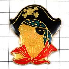 ピンズ・海賊パイレーツ片目の船長