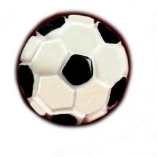ピンズ・New!サッカーのボール球