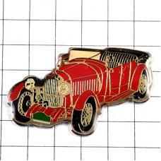 ピンズ・アンティークLAGONDAラゴンダ高級車オープンカー赤