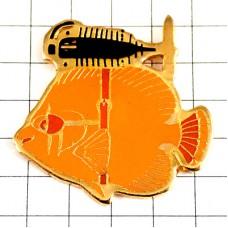 ピンズ・熱帯魚モーター付き
