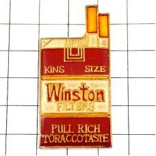 ピンズ・ウインストン煙草タバコの箱