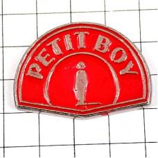 ピンズ・プチボーイ小さい男の子