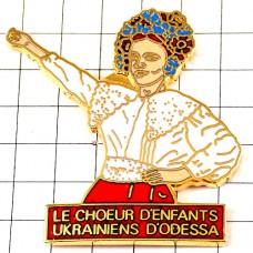 ピンズ・ウクライナ民族衣装コーラス音楽