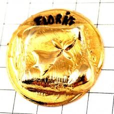 ピンズ・金色のお菓子ブルターニュ地方アーミン象徴