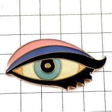 ピンズ・青い瞳ブルー片目
