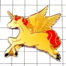 ピンズ・翼のある一角獣ユニコーン空を飛ぶ馬