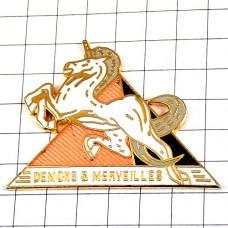 ピンズ・一角獣ユニコーン角のある馬