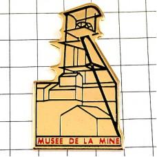 ピンバッジ・鉱山ミュージアム博物館