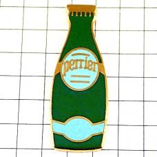 ピンバッジ・ペリエ水ミネラルウォーターボトル型