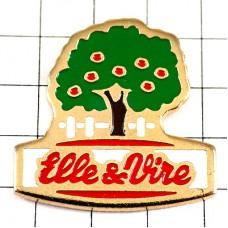 ピンズ・ノルマンディ地方リンゴの木
