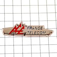 ピンズ・フランステレコム赤い文字AAA