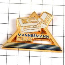 ピンバッジ・コンピュータのプリンター機マンネスマン社