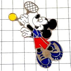 ピンズ・ミッキーのテニス選手ディズニー