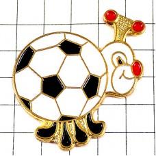 ピンズ・サッカーボールの虫