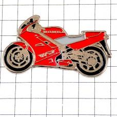 ピンズ・ホンダVFR/二輪バイク赤