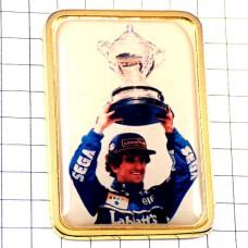 ピンズ・アランプロストF1レーサー優勝杯セガSEGA