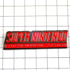ピンバッジ・スーパーファミコン任天堂