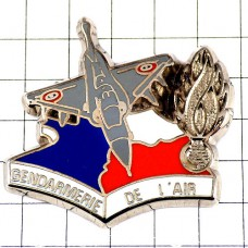 ピンバッジ・ミラージュ戦闘機フランス空軍ジャンダルムリ国家憲兵隊