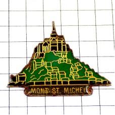 ピンズ・モンサンミッシェル修道院ユネスコ世界遺産