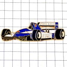 ピンズ・F1レース車ジタン煙草スポンサーエルフ石油