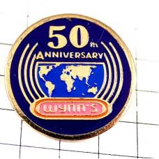 ピンズ・ウィンズ地球50周年記念