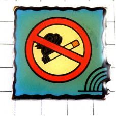 ピンバッジ・禁煙スペース煙草