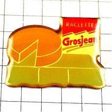 ピンズ・チーズの塊グロジャン社