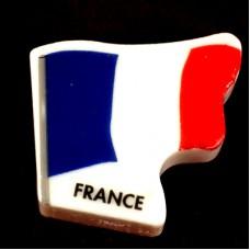 フェブ・フランス国旗トリコロールカラー青白赤