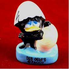 フェブ・涙ぐむカリメロと卵