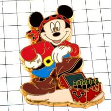 ピンズ・ミッキーマウスの海賊ディズニー宝箱