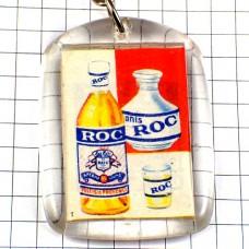 キーホルダー・パスティス酒ロックROC瓶